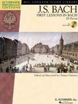J.S. Bach - First Lessons in Bach