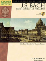 J.S. Bach - Nineteen Little Preludes